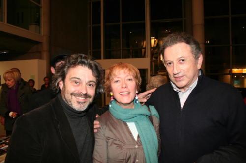 © Naraprod-EventsSalon du Livre de Nimes Avec Michel Drucker, Sylvie Bardeau et Fanfan David.